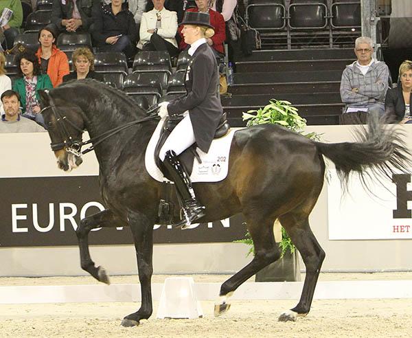 Nathalie zu Sayn-Wittgenstein & Digby Win Inaugural Doha CD14* Grand Prix |