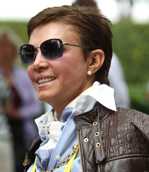 Maribel Alonso de Quinzaños, FEI 5* judge and member of dressage judging working group. © Ken Braddick/dressage-news.com