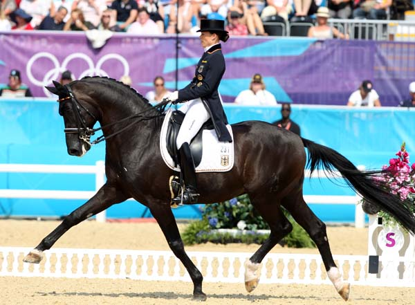 Changes Near Top Of World Rankings Dressage News