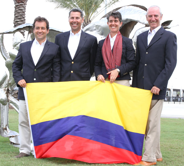 Colombia. © 2013 Ken Braddick/dressage-news.com