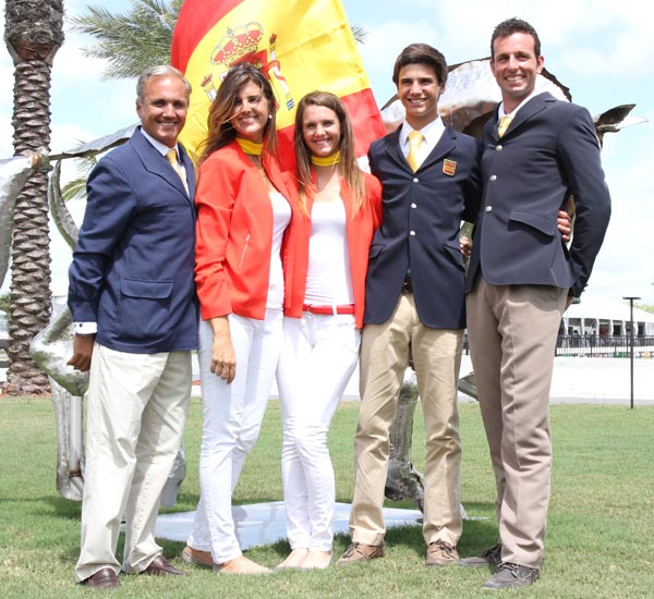 Spain. © 2013 Ken Braddick/dressage-news.com