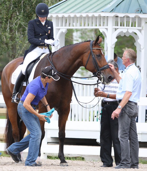 Lisa Wilcox Returns to Europe for Competition, Training