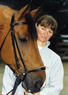 Gina Smith. Photo: Courtesy Dressage Canada