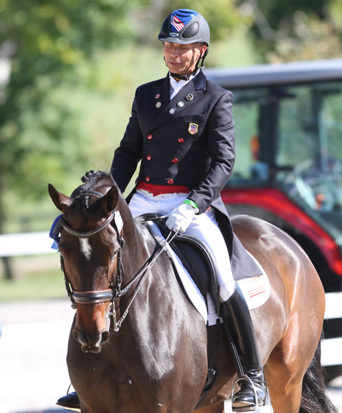 Steffen Peters & Legolas Win USA Championships Grand Prix