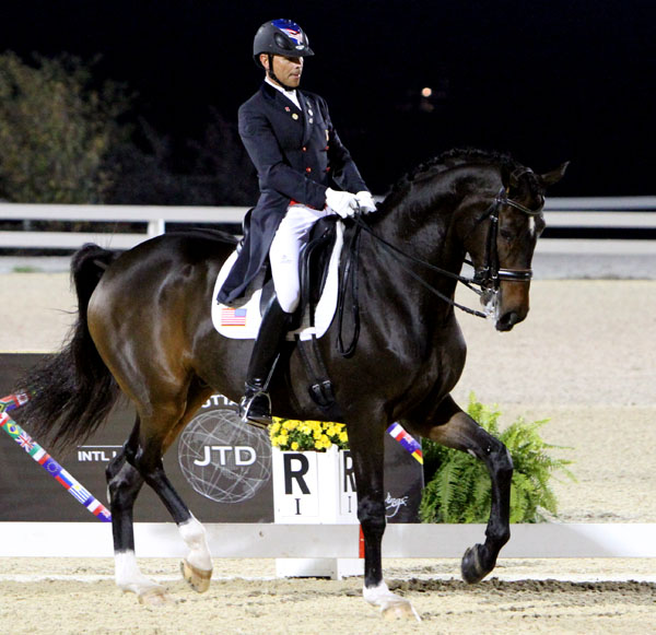 Steffen Peters & Legolas Win Burbank World Cup Grand Prix in 1st...