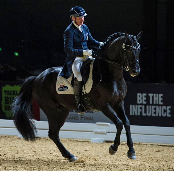 Heath Ryan & Regardez Moi Win Sydney Equitana World Cup Freestyle