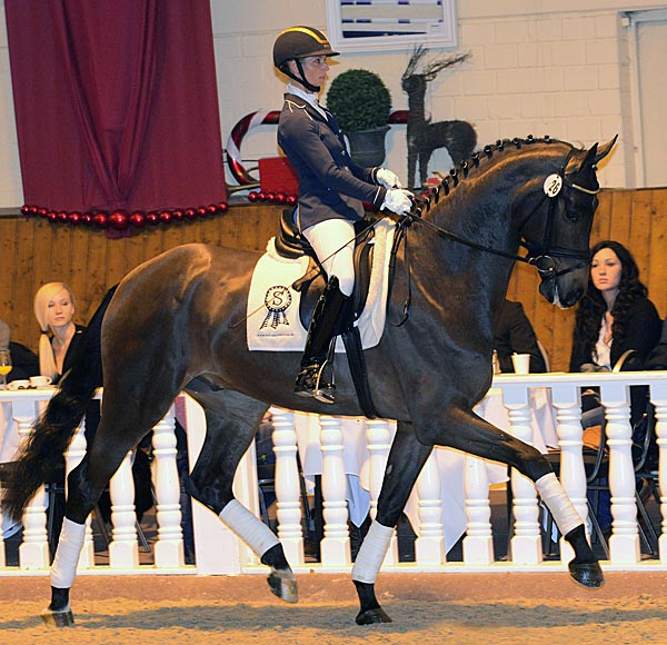 Bluetooth ridden by Eva Möller that fetched €1 million (US$1.37 million) at the PSI auction.