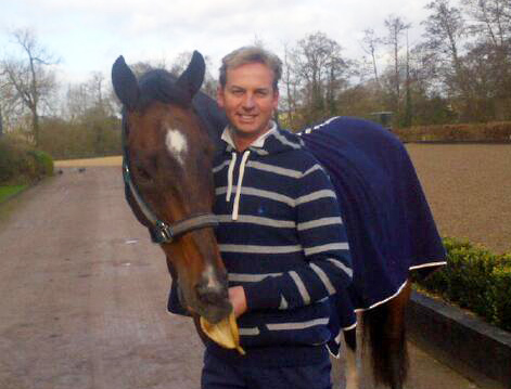 Liebling II back to enjoy retirement with Carl Hester