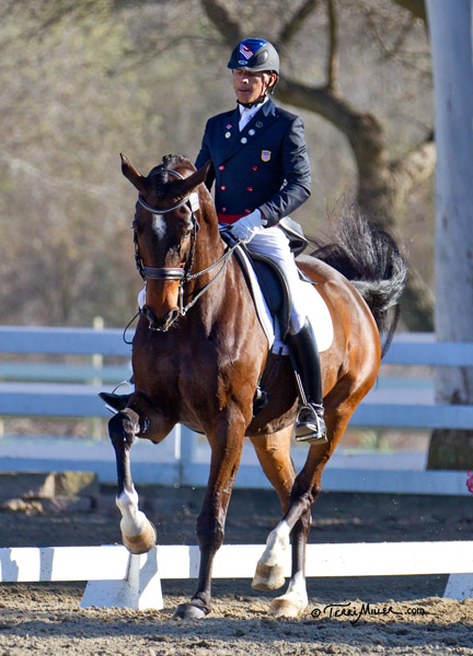 Steffen Peters & Legolas in California Show Post Highest Ever...