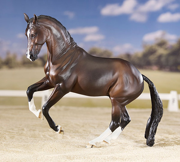 Valegro model by Breyer.