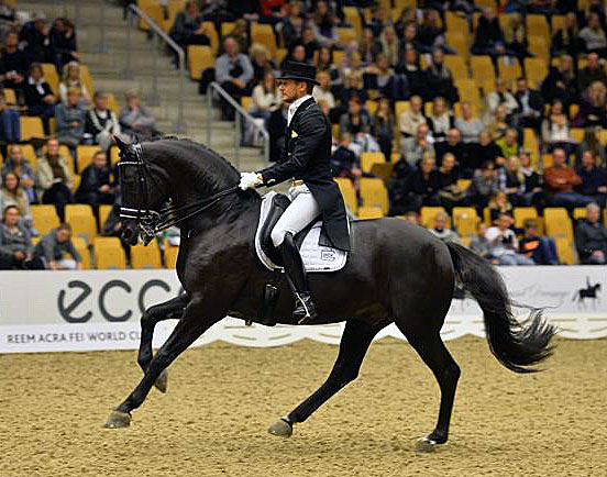 Edward Gal on Glock's Voice at Odense. © 2015 Ridehesten.com