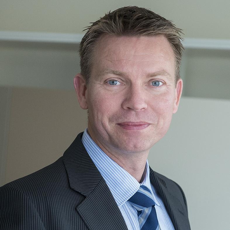 Ralph Straus, new FEI Commercial Director. © 2015 Hugues Siegenthaler/FEI