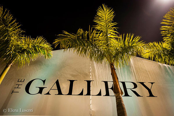 The Gallery at the Palm Beach International Equestrian Center. © Elena Lusenti