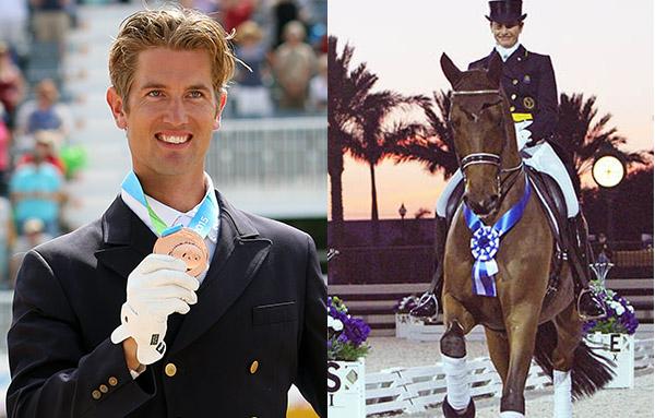Chris von Martels and Diverrtimento ridden by Tinne Vilhelmson-Silfvén. Photos: © Ken Braddick/dressage-news.com