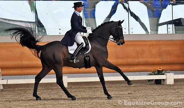 Mads Hendeliowitz and Jimmie Choo SEQ. © EquestraGroup.com/Marco M. Racca