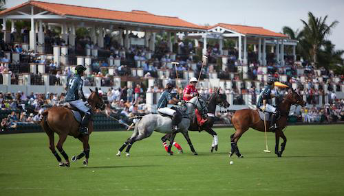 International Polo Club in Wellington, Florida. © LILA