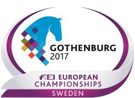 2017 European Chmpionships logo