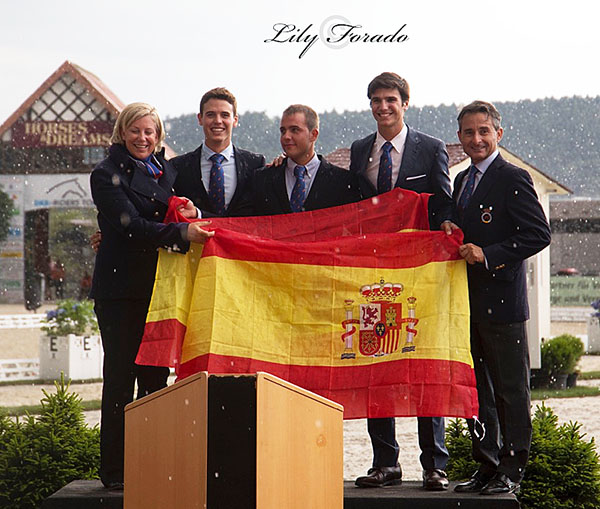 Spain. © 2016 Lily Forado for dressage-news.com