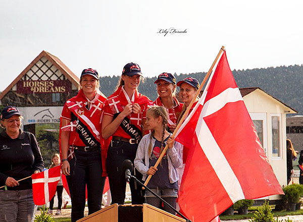 Denmark. © 2016 Lily Forado for dressage-news.com