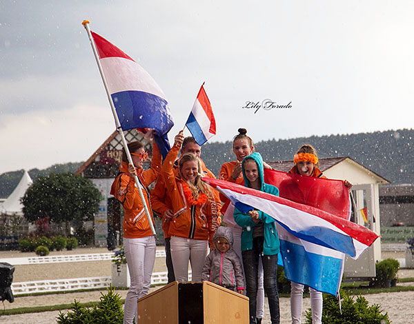 Netherlands. © 2016 Lily Forado for dressage-news.com