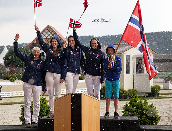 Norway. © 2016 Lily Forado for dressage-news.com