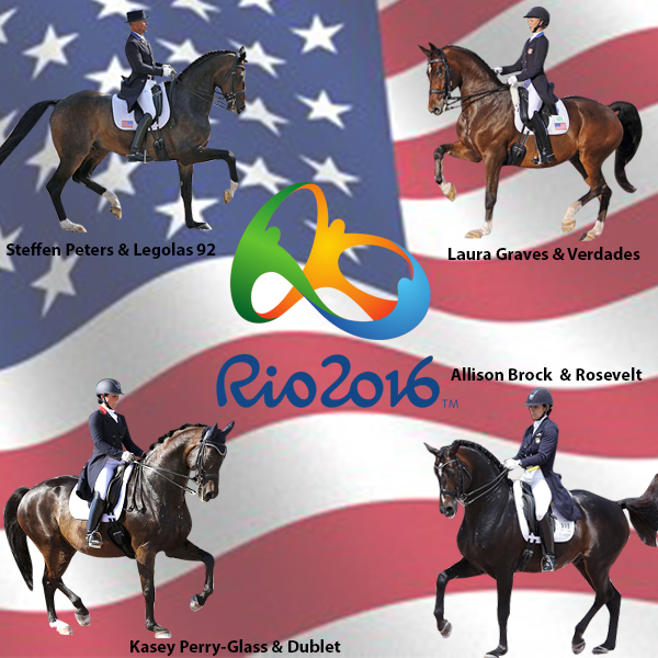 Graphic design Lily Forado/Photos: Ken Braddick/dressage-news.com