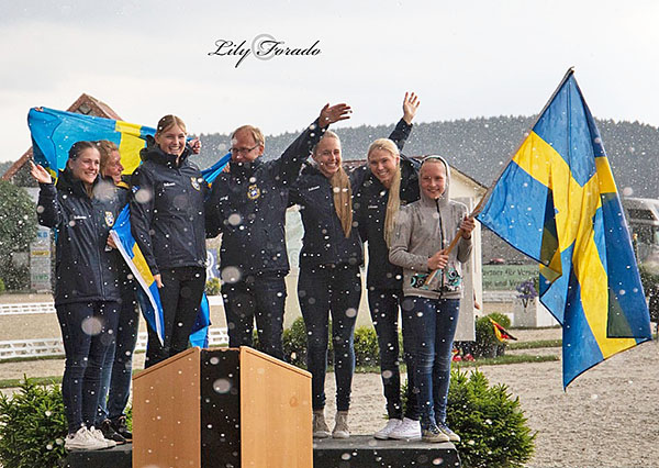 Sweden. © 2016 Lily Forado for dressage-news.com