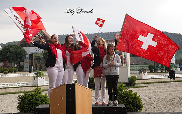 Switzerland. © 2016 Lily Forado for dressage-news.com