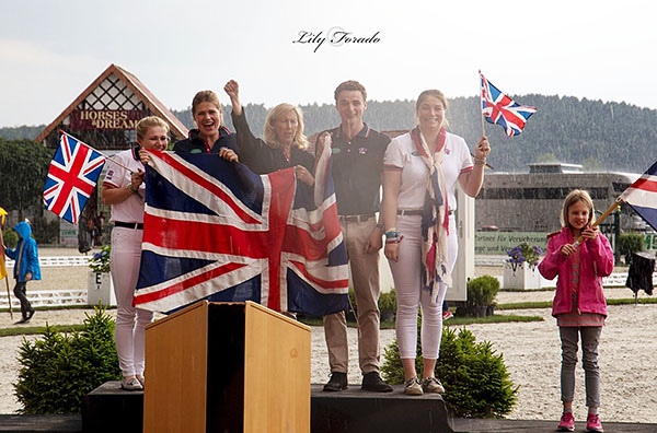 Great Britain. © 2016 Lily Forado for dressage-news.com