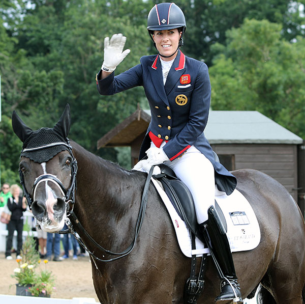 Horses etc llc charlotte dujardin valegro their for Charlotte dujardin