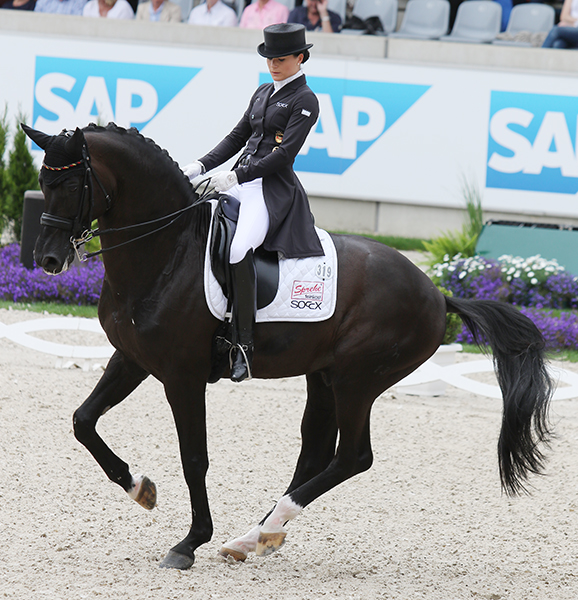 Aachen 2016 Reflections On The Freestyle And Last Day Of Dressage Competition Dressage News