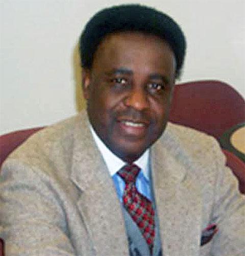 Dr. Cornelius Uboh