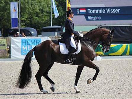 Tommie Visser and Vingino