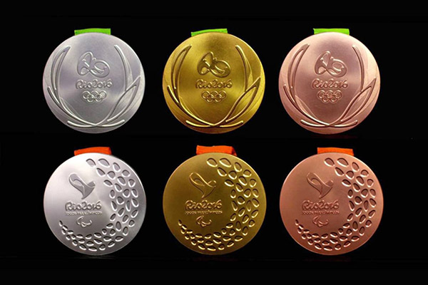 Four Olympic Medals to Be Awarded if Four Combinations ...