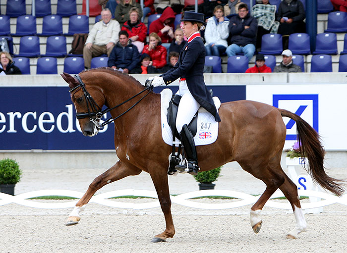Charlotte Dujardin The New Isabell The New Future Of