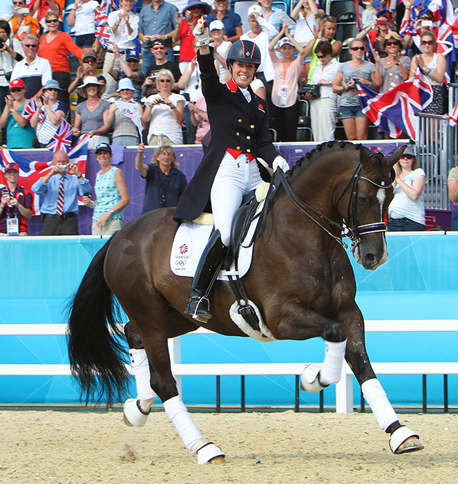 Charlotte dujardin the new isabell the new future of for Charlotte dujardin